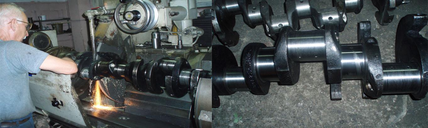 Відновлення деталей машин